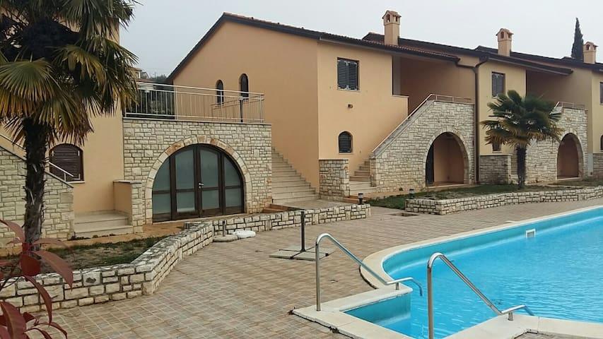 Vila Lavanda - Brnobići - Appartement