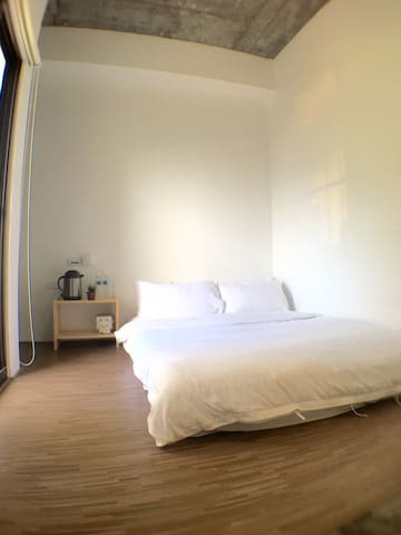 【NewOpen】SAPAH Suli Guesthouse。Yayung For 2pp - Xiulin Township - Bed & Breakfast