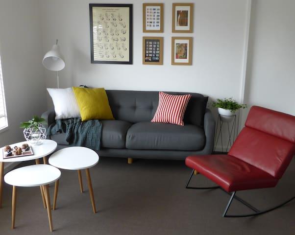 Luxe Quirkiness-Free WiFi & Netflix - Albury - Appartamento