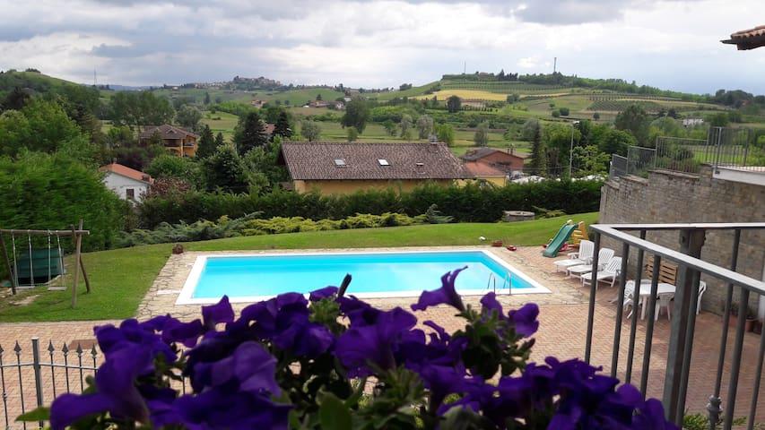villa Sofia - Montaldo Scarampi - Alojamiento vacacional