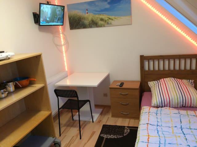TÜTA Kommunarde - Schwäbisch Hall - Lägenhet