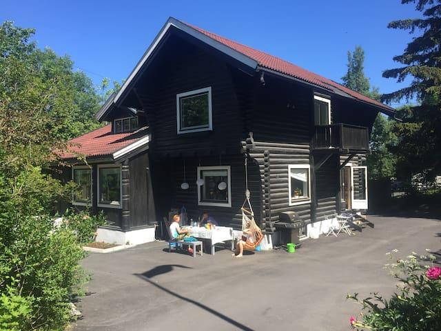 Charming apartment in an idyllic location - Sandvika - Appartement