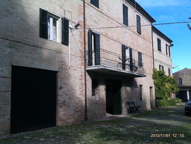 accogliente e comoda 'Villa Ilari' - Montegiorgio - Villa