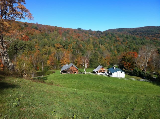 Mountain Springs Chalet - Strafford - Chalet