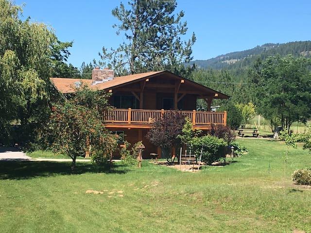 Cedar House - Sagle - Huis