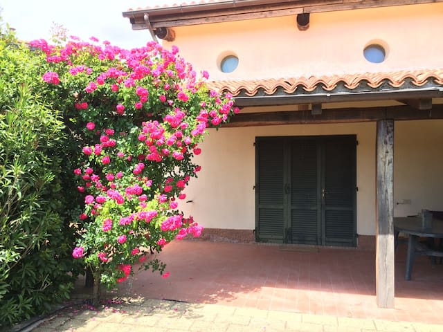 1) Stunning countryside house 2km from the seaside - Capalbio - Rumah