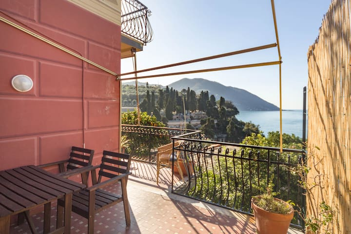 Very close to Camogli and to the sea - Recco - Huoneisto