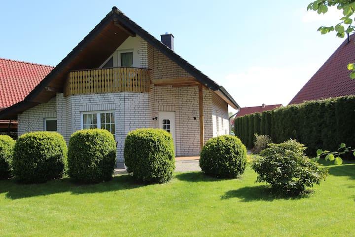 Alfsee Ferienhaus Heike - Rieste - Hus