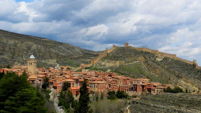 Apartamento el Brezo 1º - Albarracín - Wohnung