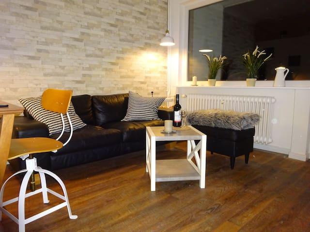 Stilvoll Wohnen auf Zeit (ab 1 Mon) - 布克斯泰胡德(Buxtehude) - 公寓