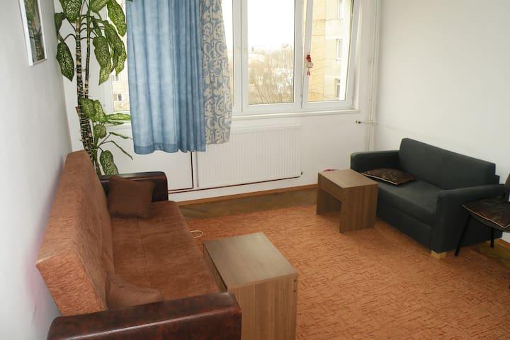 Cozy bright room close to the center. - Timișoara - Daire
