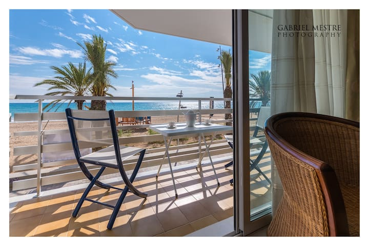 WIDE&CENTRIC IN FRONT OF THE BEACH - Calafell - Daire