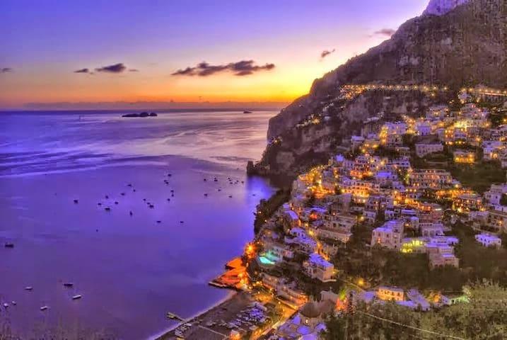 ROMANTIC ROOM Positano Amalfi Coast - Positano - Lakás