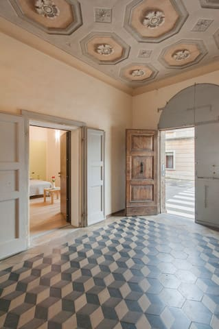 GUEST HOUSE historical building - Bagnacavallo - Flat