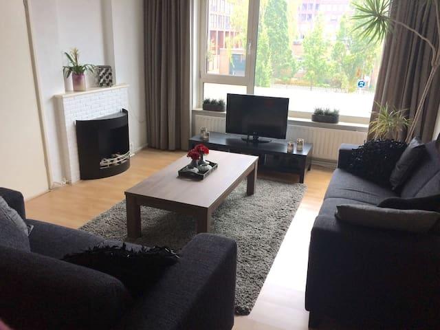 Gezellig appartement randje centrum Nijmegen - Nijmegen - Apartamento