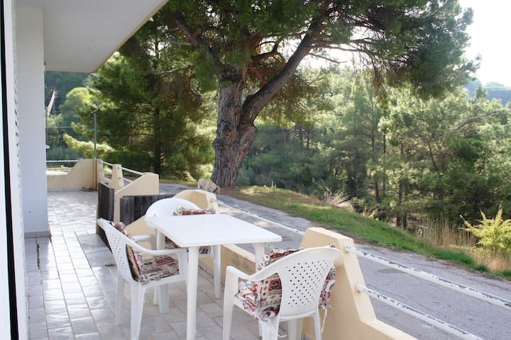 Home with a View in Eleousa! - Rhodos - Huis