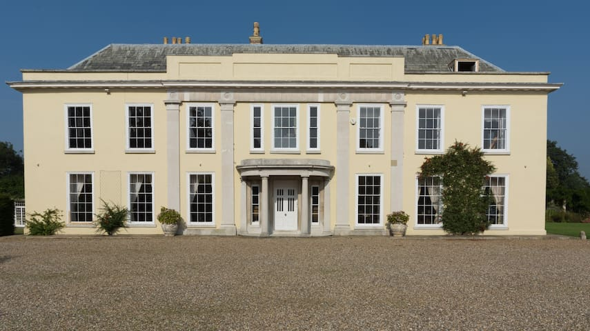 The most beautiful house in Suffolk - Worlingham, Beccles - Huis