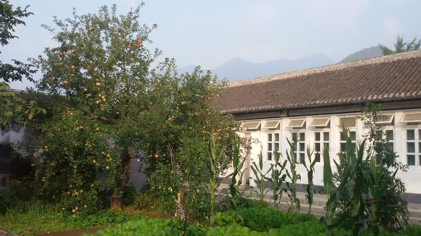 Hillside countryhome by great walls - Pekin - Ev