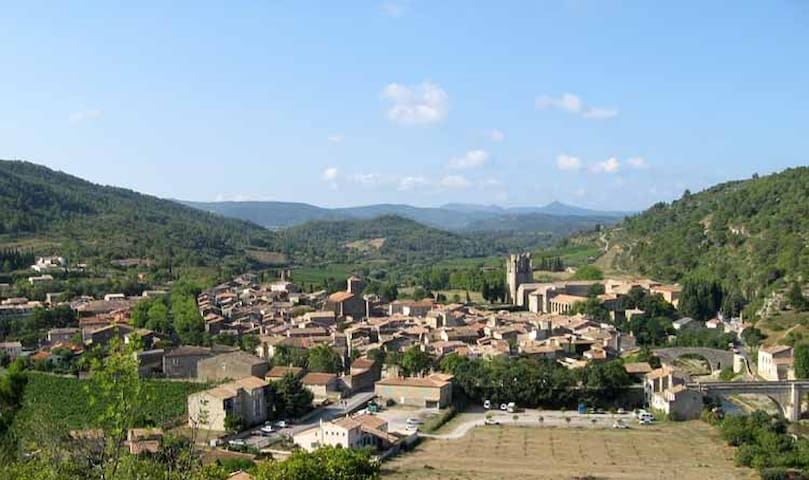 Medieval village - house with all mod cons! - Lagrasse