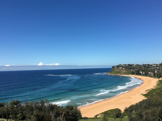 Luxury beachside retreat on Newport Beach - Newport - Casa
