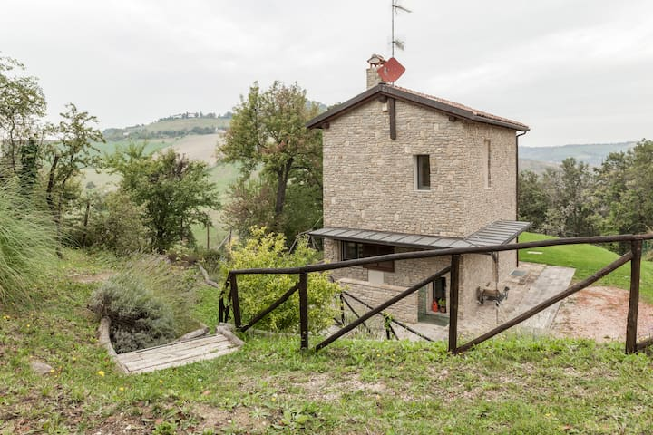 Detached house in the hills - Pianoro - Huis