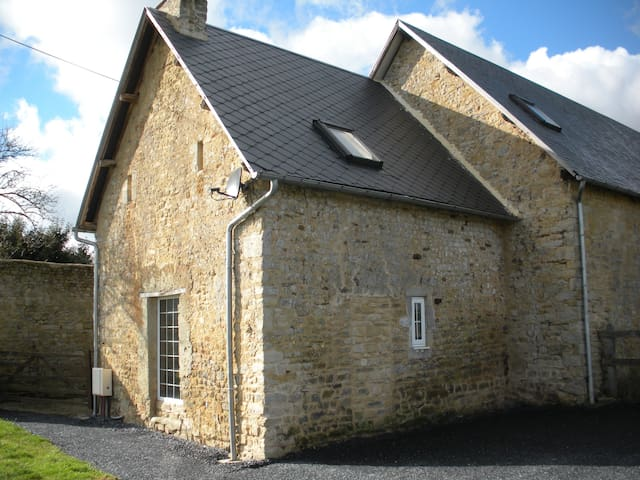 Lovely calm countryside cottage - Torteval-Quesnay - Rumah