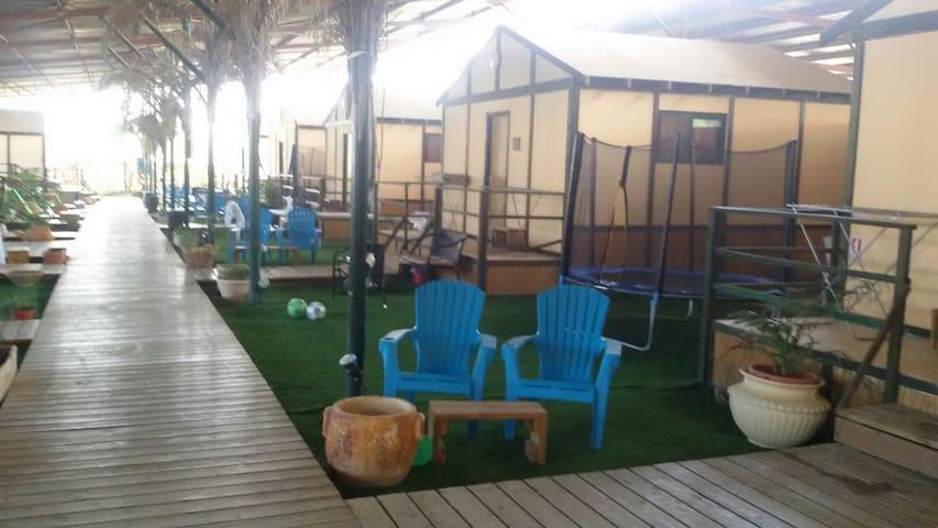 5 stars Camping Family Room   - Eli-Ad