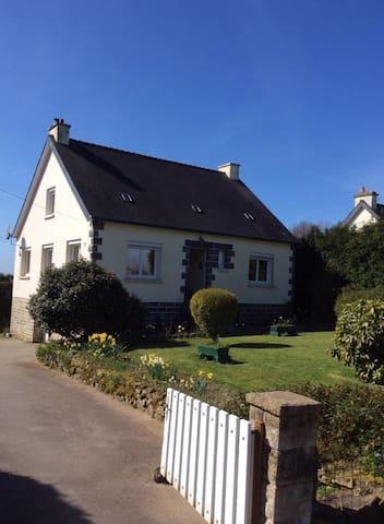 Kervilin B&B, Rostrenen France - Rostrenen