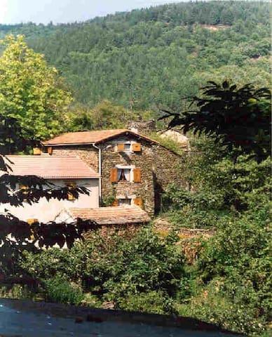 Maison de Village isolée - Ponteils-et-Brésis - Casa
