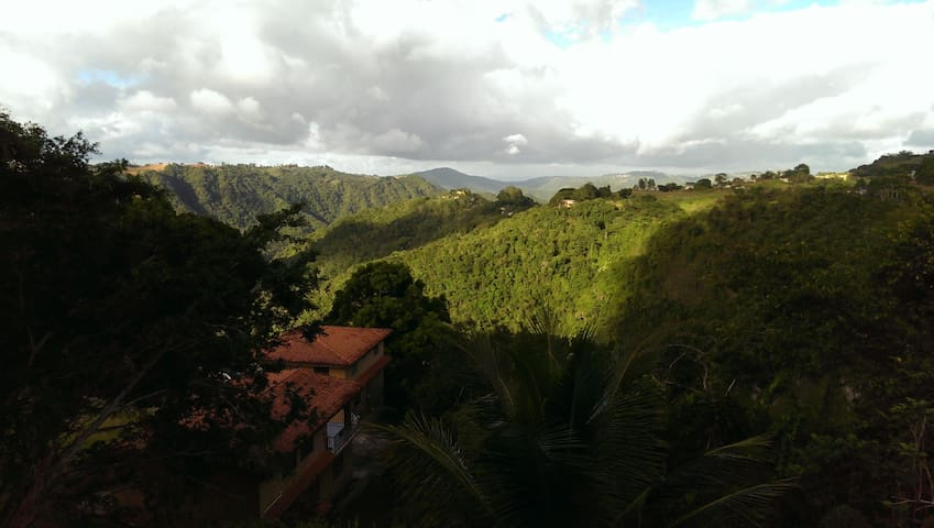 Family Home with Wonderful View - Barranquitas - Huis