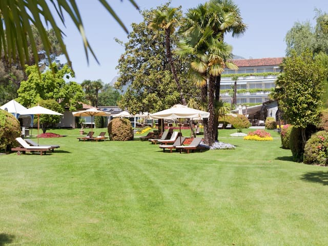 Suite incl. Breakfast & Wellness - Ascona - Villa