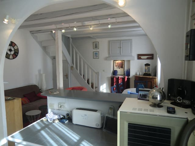 House 90m2 10' from Grenoble close to ski/mountain - Saint-Nazaire-les-Eymes - Hus