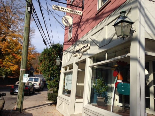 The Perfect Pear Upstairs in Downtown Chester - Chester - Departamento
