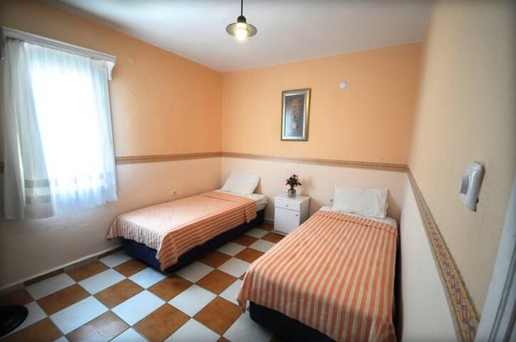 Gümbet-Kaptan Kemal Apart Hotel - Bodrum - Apartament