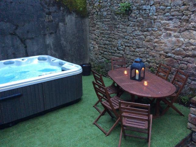 Paradise with jacuzzi near Mont Saint Michel - Avranches - Hus