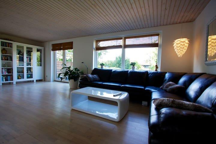 Nice, roomy, clean and quiet - Herlev - Şehir evi