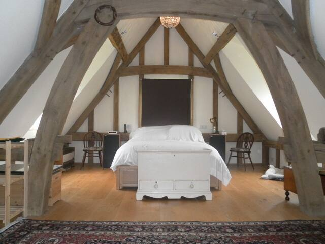 Oak framed annexe - Suffolk - Ev