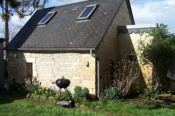 Maisonnette à 10 mn de Caen - Fleury-sur-Orne - Huis