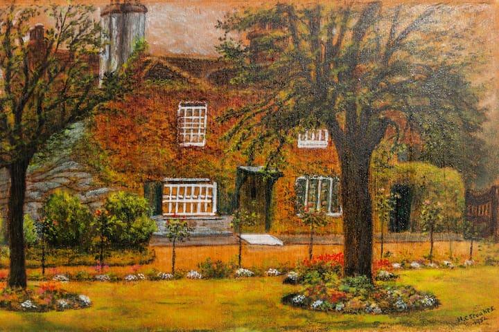 Swan Guest House LONDON - HEATHROW - West Drayton - Huis