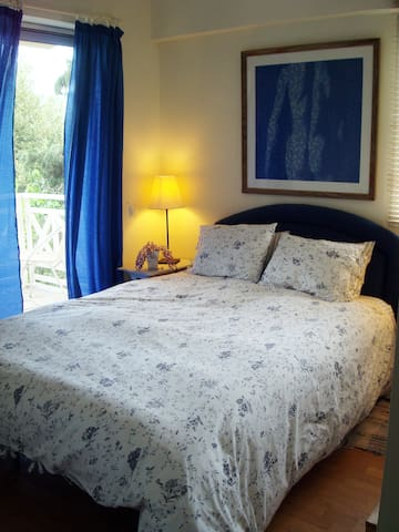 St. Thomas B&B Lavender Room - Paiania - Bed & Breakfast