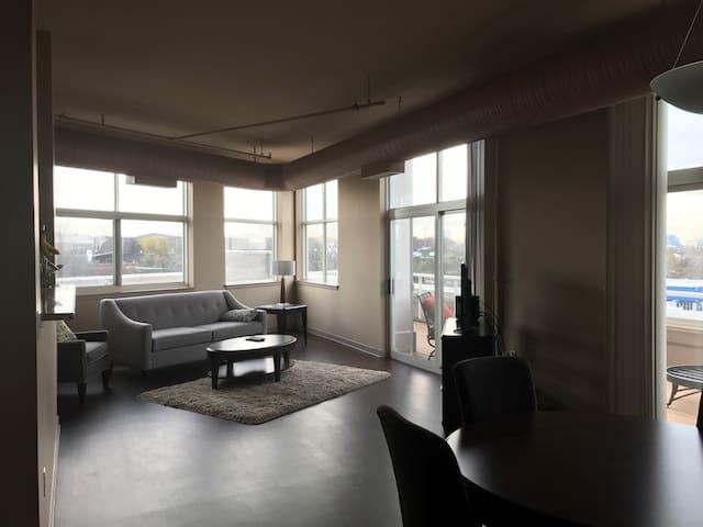 Penthouse on Lake Erie - Cleveland - Departamento