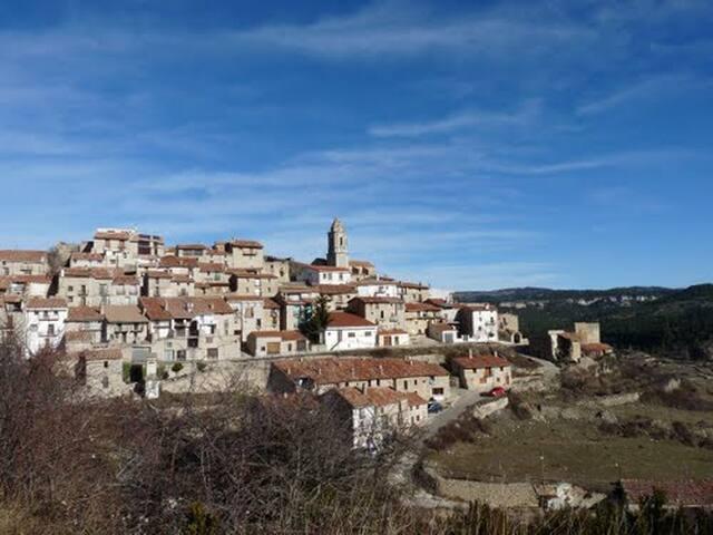 Maison rurale à El Boixar, Castello - El Boixar, La pobla de Benifassa - House