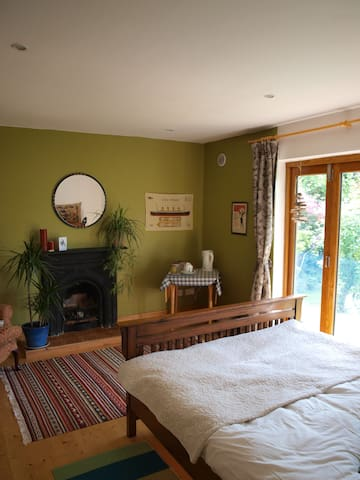 Charming cottage in the Wicklow countryside - Redcross - Hus