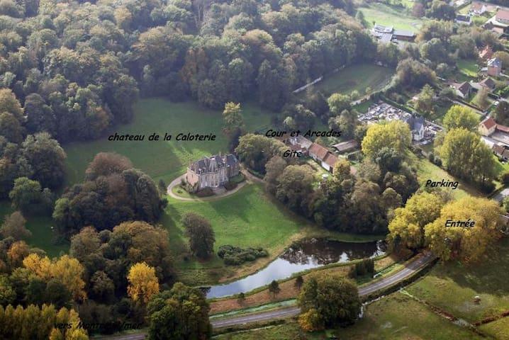 Château de la Caloterie - Montreuil - Bed & Breakfast