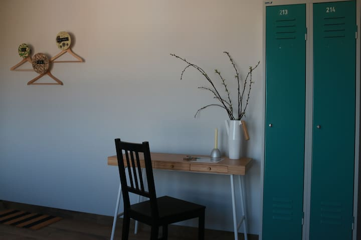 Modern guest apartment in our new townhouse - 格賴夫斯瓦爾德(Greifswald)
