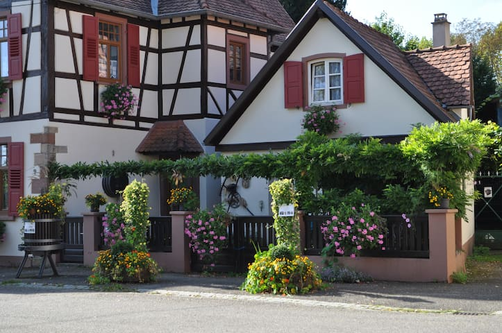 Studio dans quartier historique - Wissembourg - Leilighet