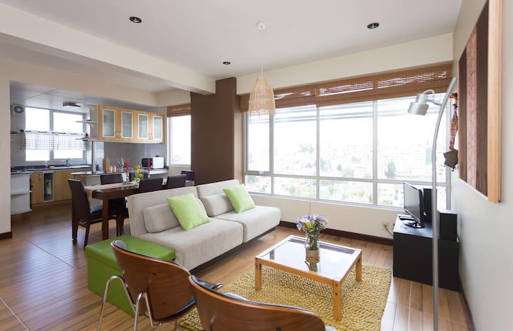 Beautiful Apartment For Rent  - Nuestra Señora de La Paz - Apartment