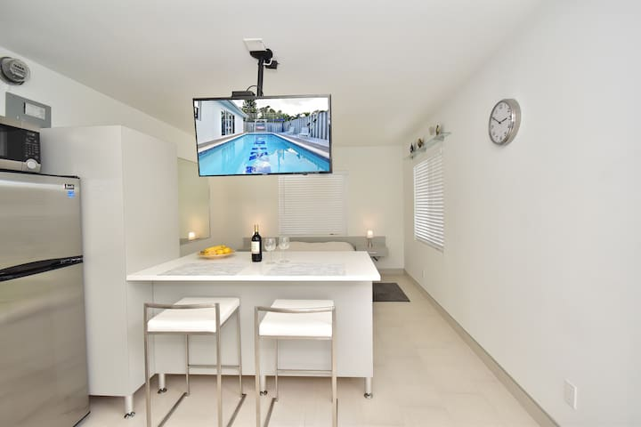 Sea & I Miami Florida Vacation Rental 39a Studio - Deerfield Beach - Apartamento