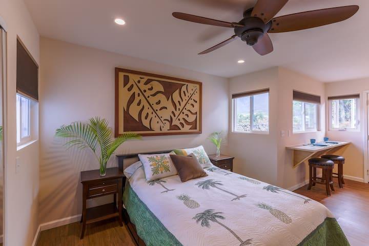Tropical Paradise Beach Cottage - Waimanalo - Casa
