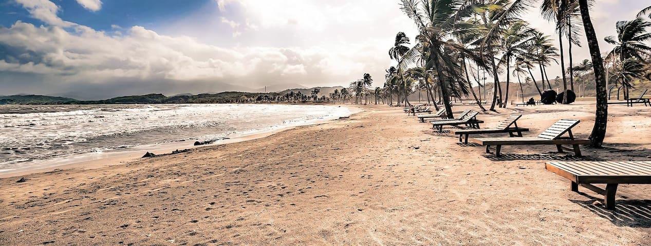 Tranquilidade frente ao mar - Maria Chiquita - Apartamento